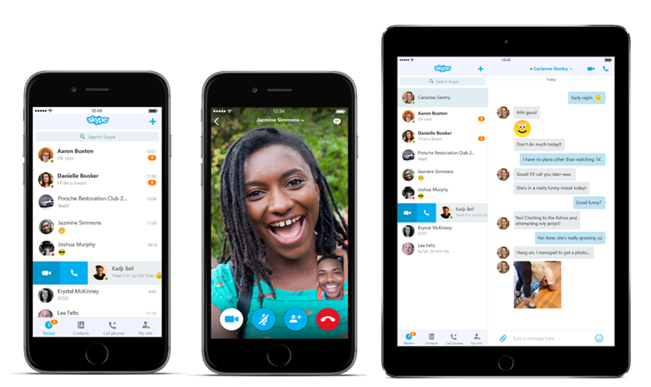 Skype Android скачать бесплатно русская версия - фото 9