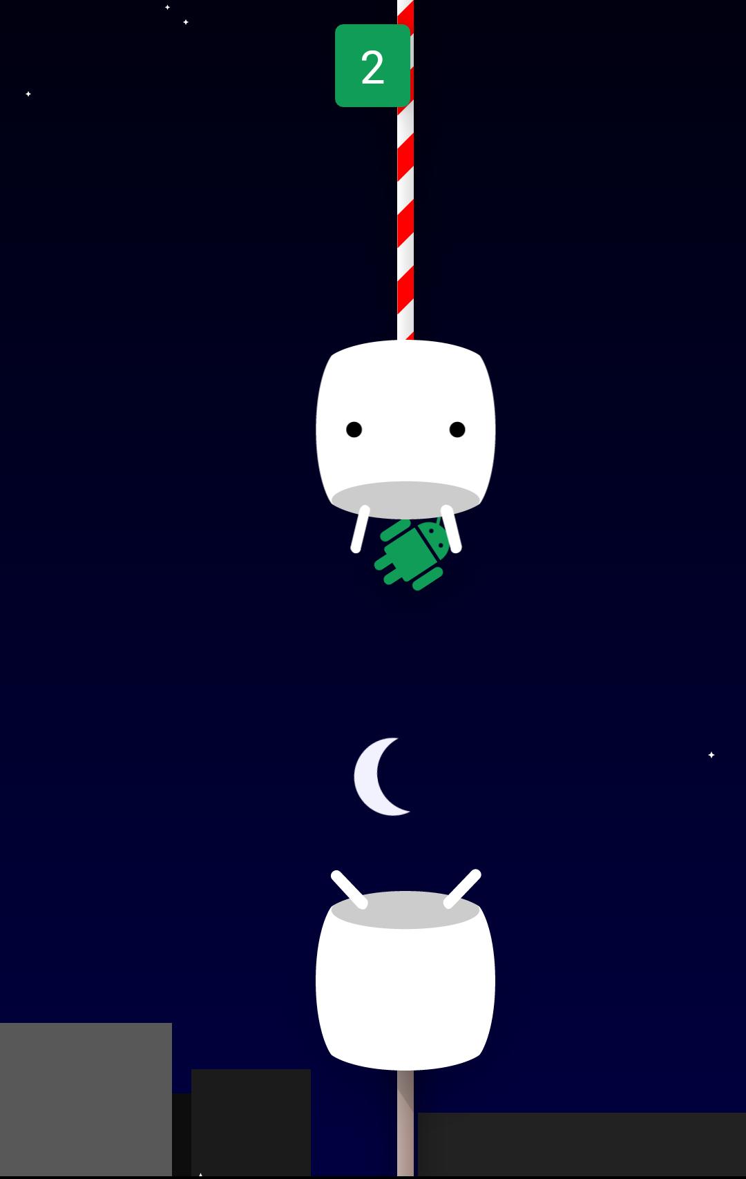 Android 6.0 Marshmallow все-таки получит полноценную пасхалку