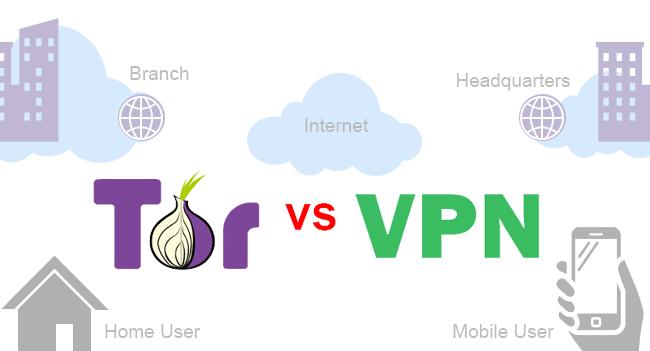 vpn или тор браузер