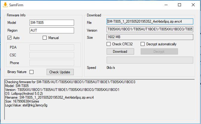 файл прошивки для андроид скачать