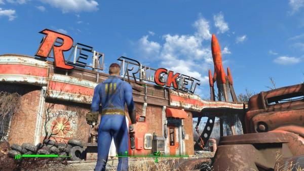 Утечка: геймплейные видео Fallout4, новые скриншоты ипрочая информация