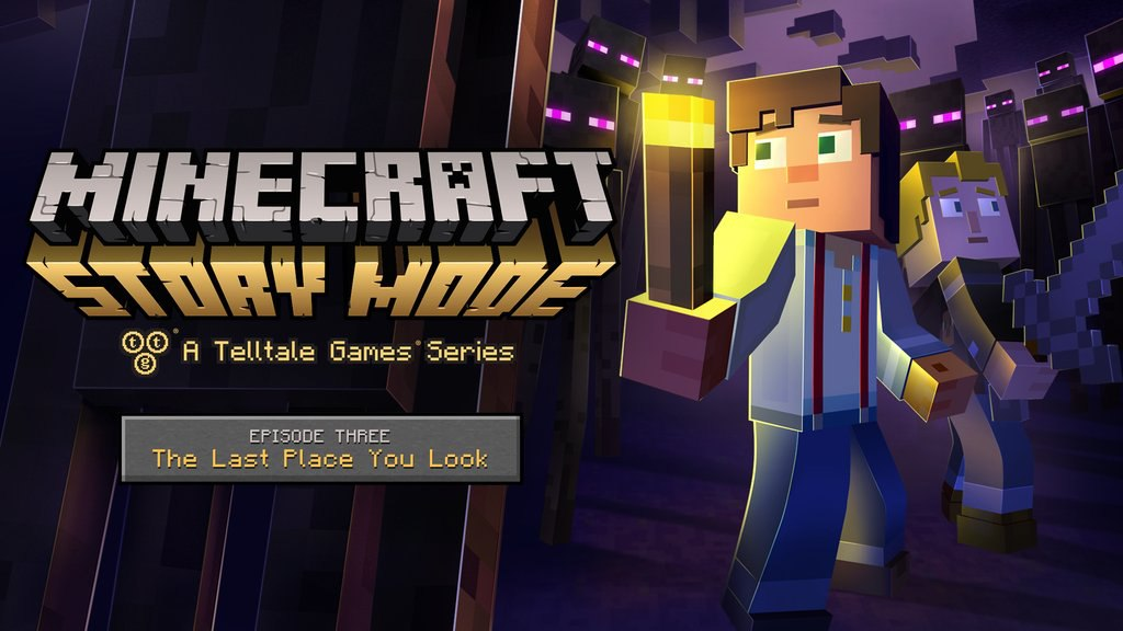 Как скачать minecraft story mode episode 3 на андроид