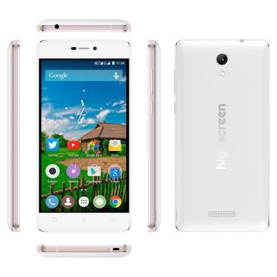 ВРоссии начались продажи смартфона Highscreen Power Five Pro смощной батареей