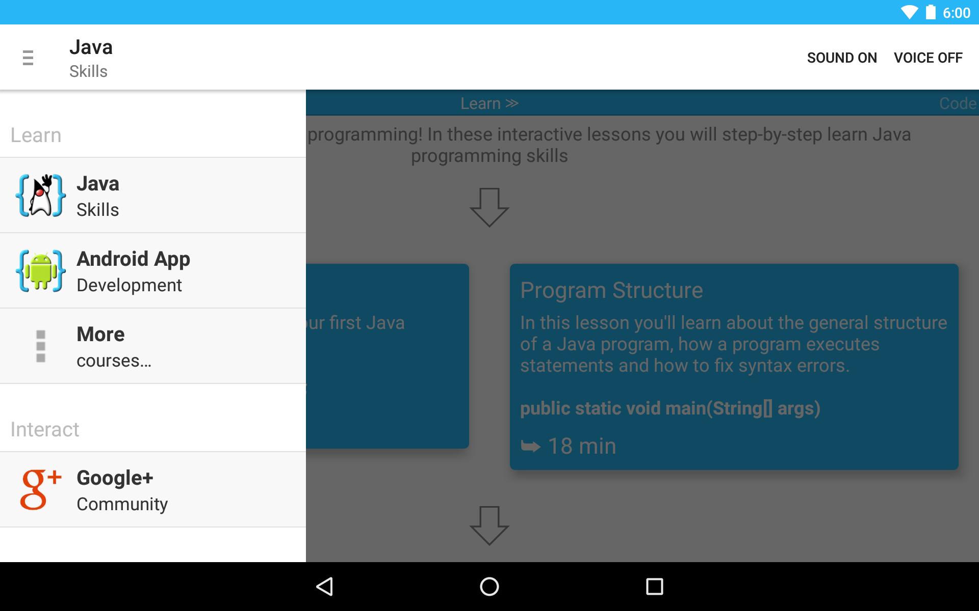 Программы для программирования на android