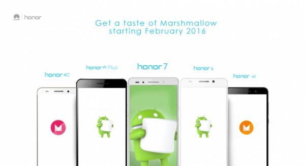 Список устройств, которые получат Android 6.0 Marshmallow (обновлено 01.02.2016)