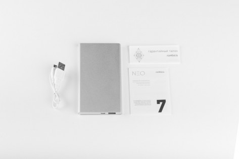 Обзор линейки аккумуляторов Rombica NEO AX +розыгрыш