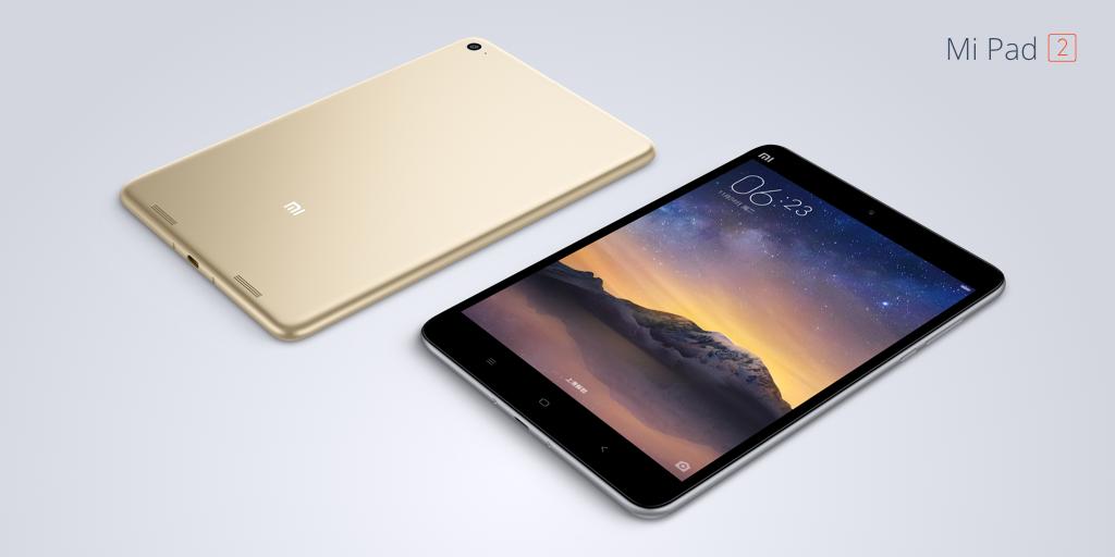 Планшет Xiaomi Mi Pad 2 сWindows 10 выходит нарынок наследующей неделе