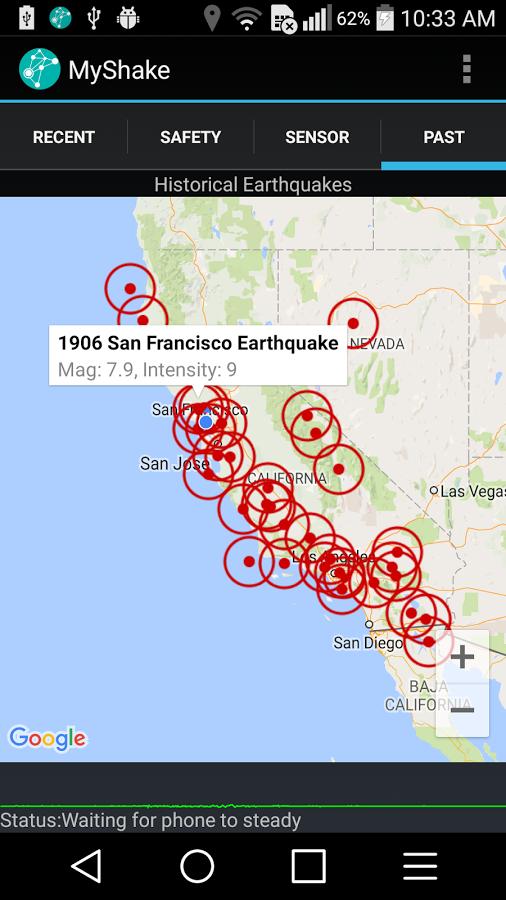 Программа землетрясение скачать