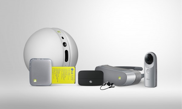 MWC 2016: LG G5 и «его друзья» представлены официально
