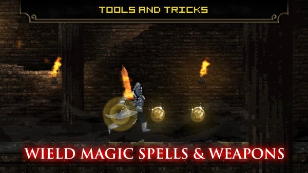 Play Swords and Souls, a free online game on Kongregate