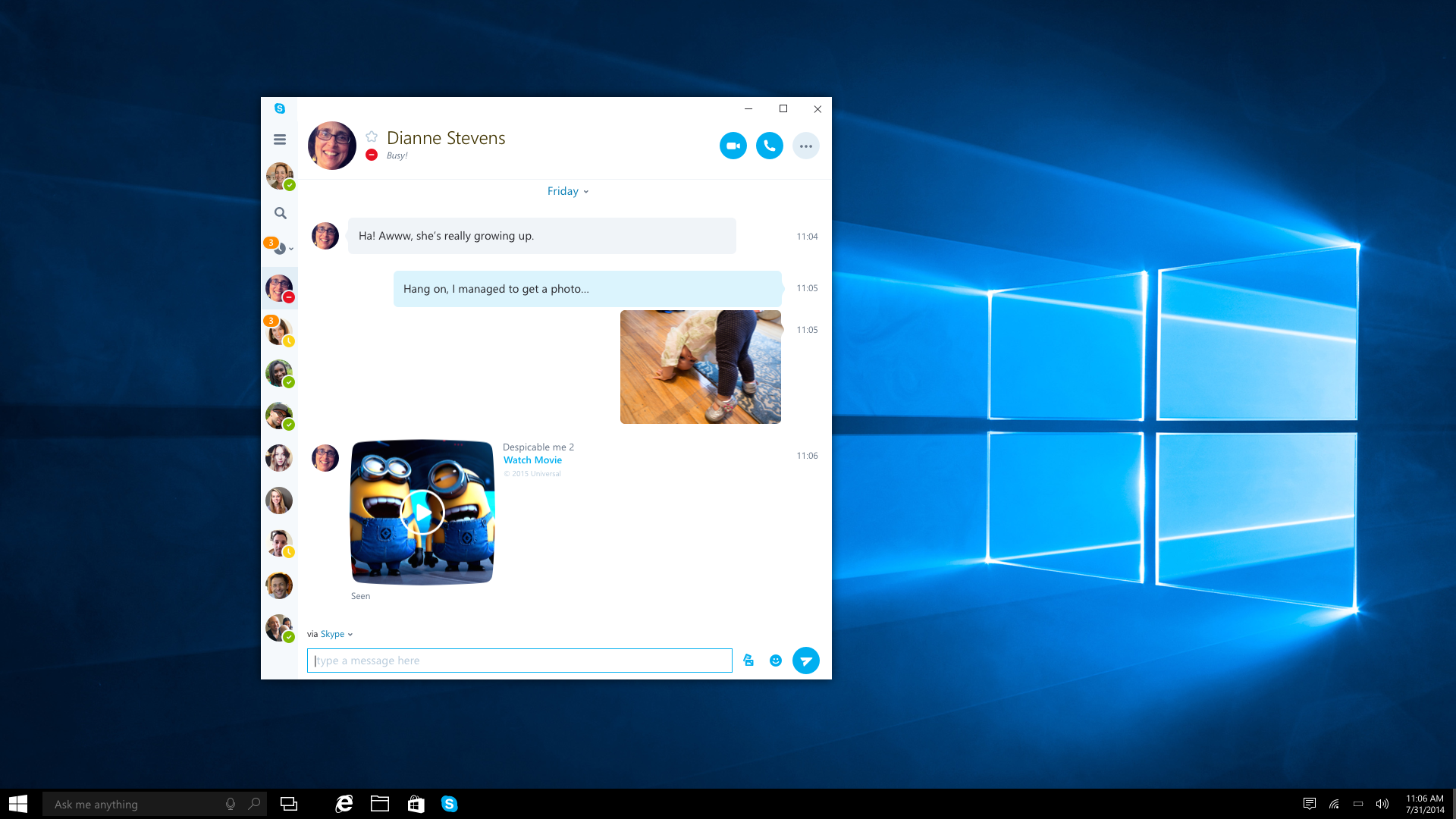 приложение фотографии для windows 10 скачать