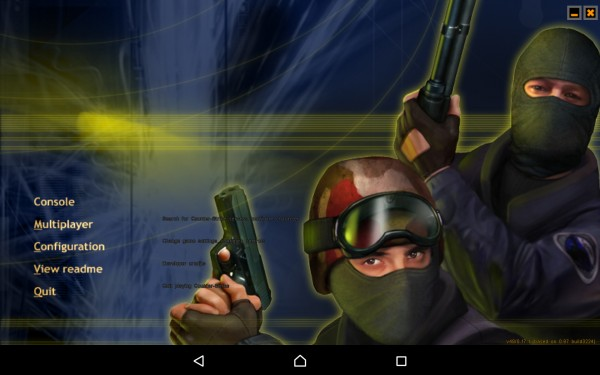 Как наиграться вCounter-Strike1.6 наAndroid
