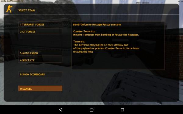 Как помузицировать вCounter-Strike1.6 наAndroid
