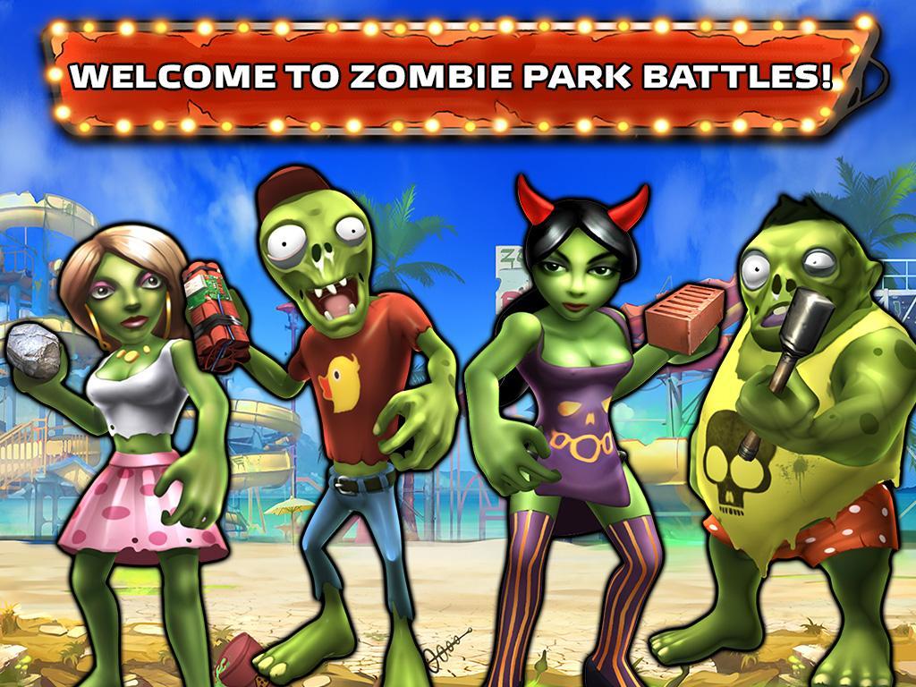 Zombie Park Battles 1.5