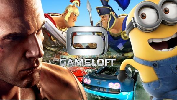 Gameloft больше небудет выпускать платные игры