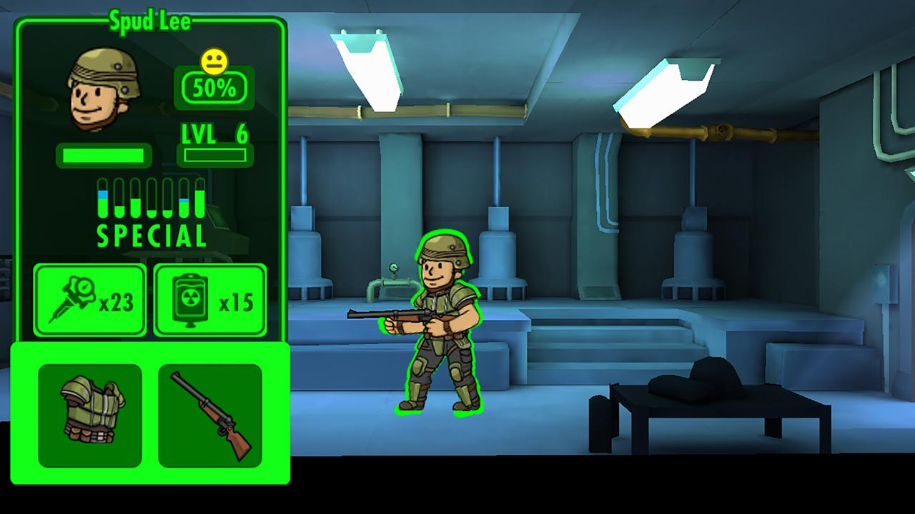 Скачать бесплатно игру на компьютер fallout shelter