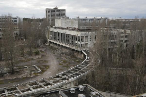 У Чорнобилі можуть побудувати сонячну електростанцію