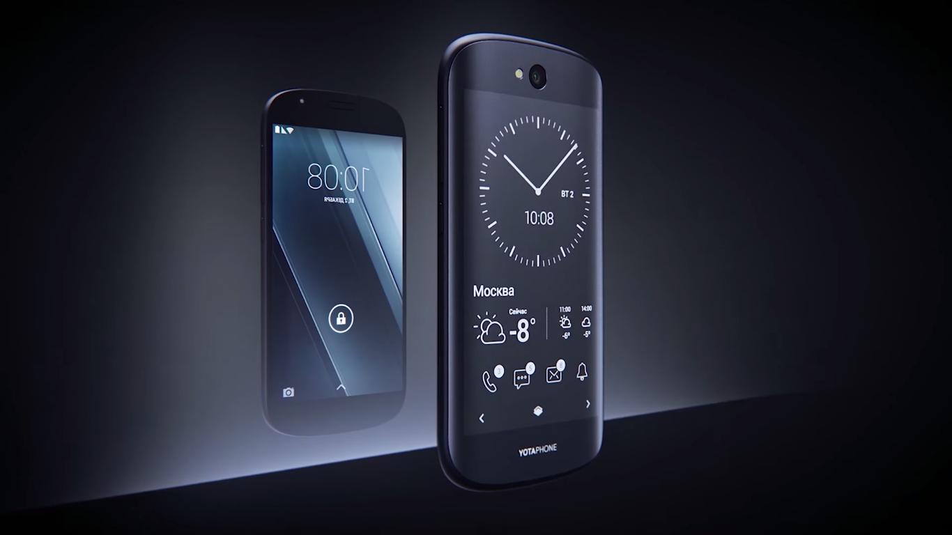 Чемезов рассказал о нехватке китайских денег на выпуск YotaPhone 3