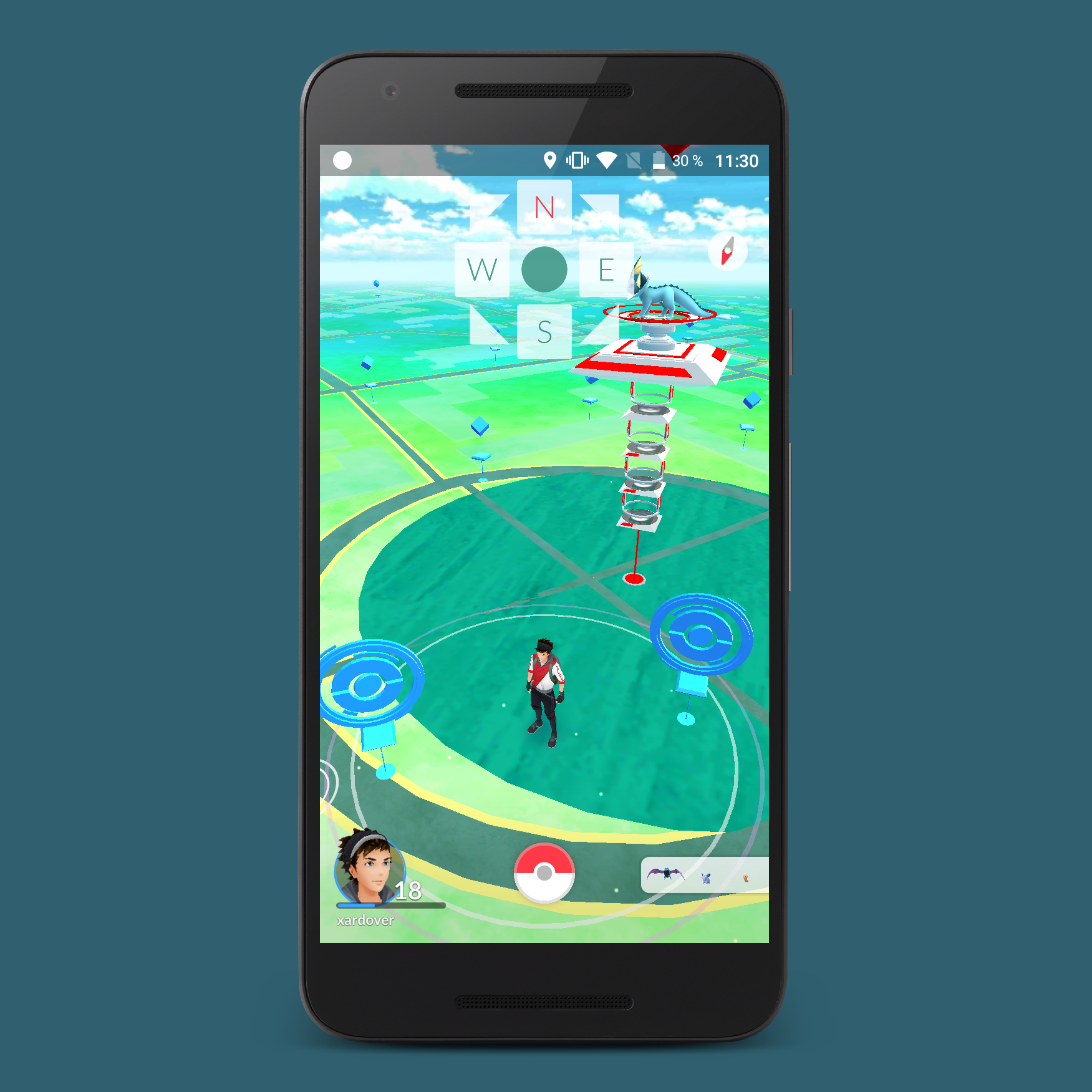 how to gps spoof pokemon go android