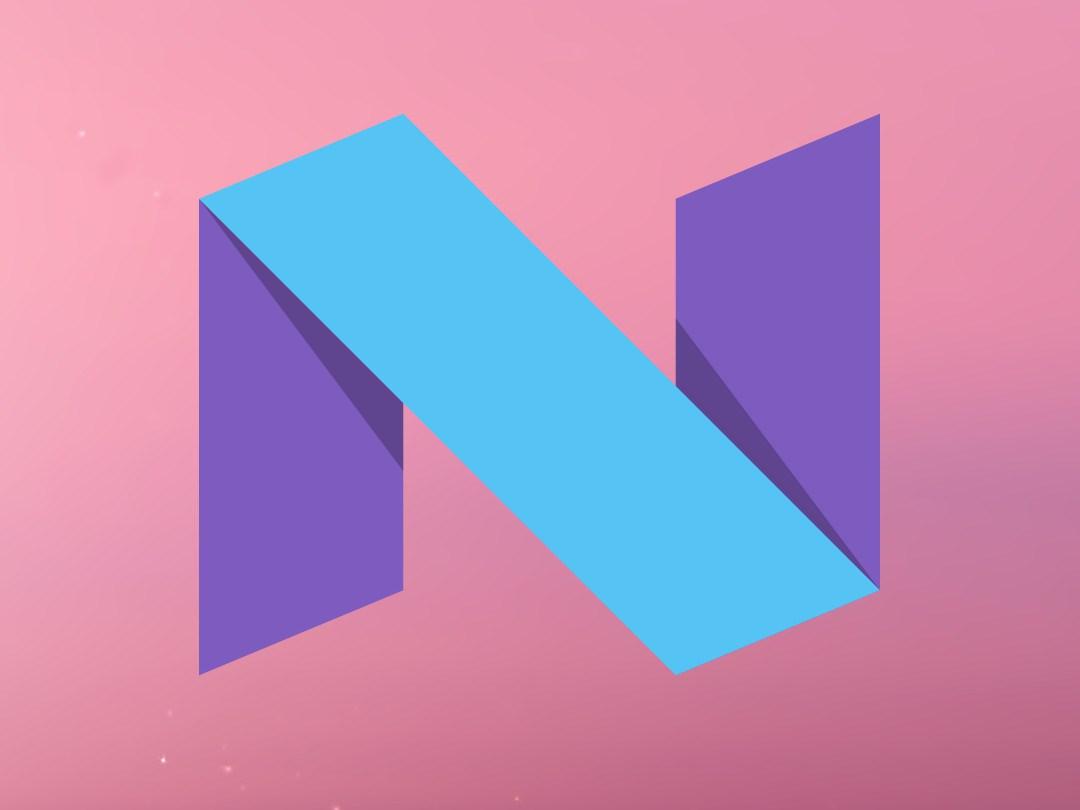 Google представил заключительную  версию андроид  7.0 Nougat