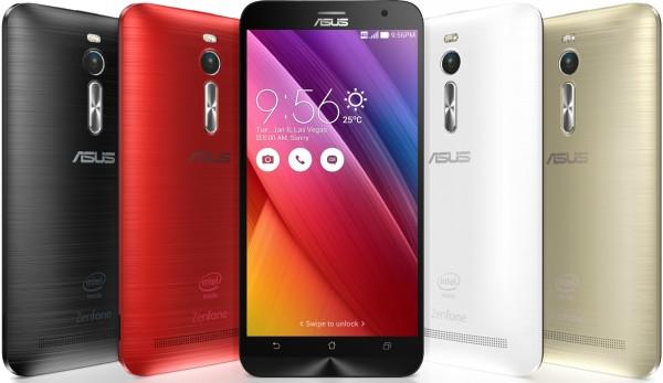 ASUS ZenFone2 (ZE551ML) наконец-то получил Android6.0