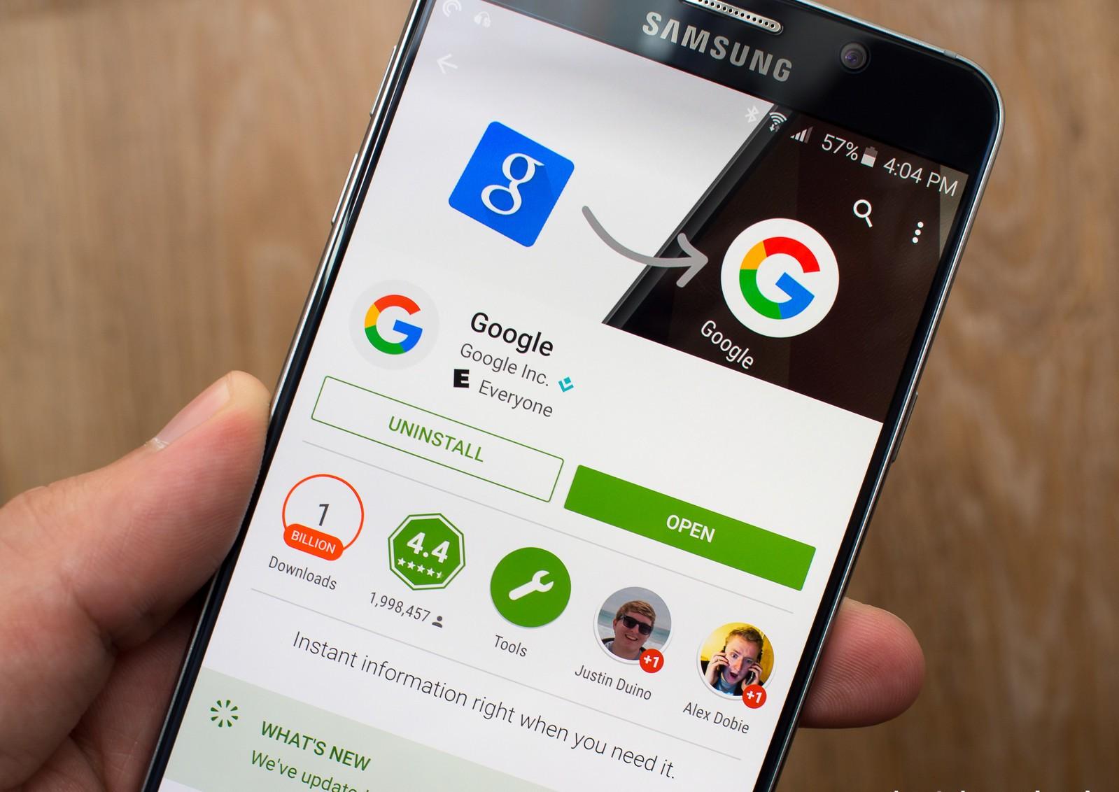 Google добавил офлайн-поиск поприложениям наОС андроид