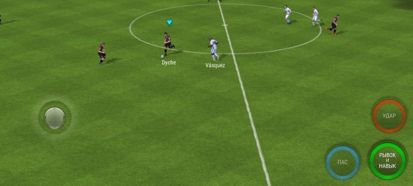 Обзор FIFA17 Mobile дляAndroid и iOS