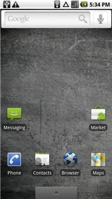 История развития Android (1.0–2.3)