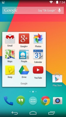 История развития Android (3.0–4.4)