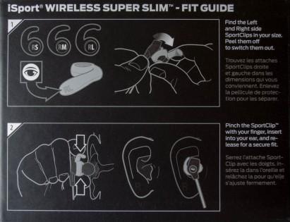 Обзор гарнитуры Monster iSport SuperSlim