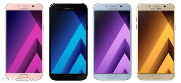 Следующее поколение смартфонов GalaxyA будет защищено отводы