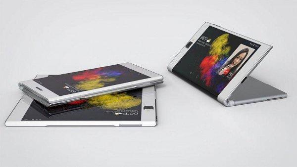 Samsung покажет сгибаемый смартфон наMWC2017