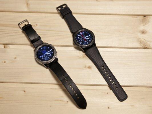 Обзор умных часов Samsung Gear S3