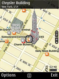 nokia ovi maps 3.06 карта украины symbian 9 скачать бесплатно