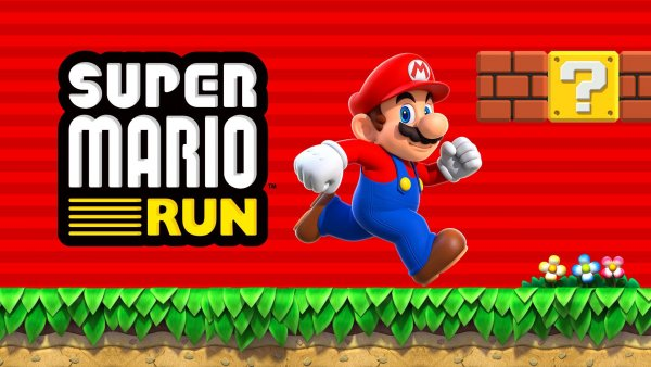 Что нетак сSuper Mario Run