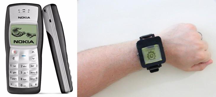 Как сделать часы на нокиа 69