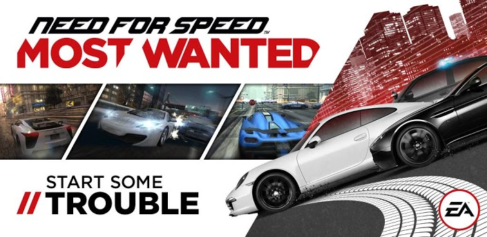 Need for speed most wanted ios android for Nfs most wanted android