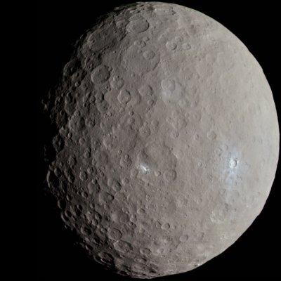 Планета Церера содержит «ингредиенты» длязарождения жизни