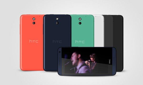 HTC отказалась отвыпуска бюджетных смартфонов