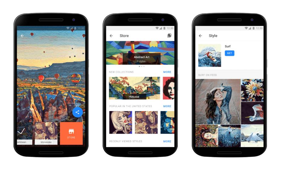 Приложение Prisma даст возможность  пользователям создавать собственные фильтры
