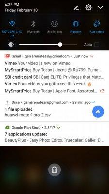 Обзор Huawei Mate9 Pro