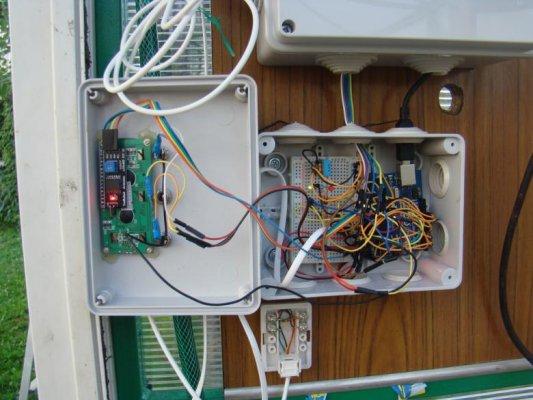 Автоматизация теплицы своими руками arduino 38