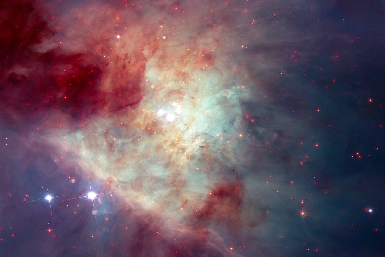 Втуманности Ориона происходили «звездные войны»— Космические разборки