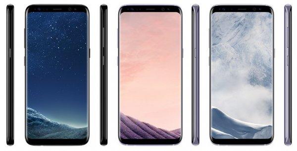 Galaxy S8: гарнитура AKG, новое фото истоимость смартфона