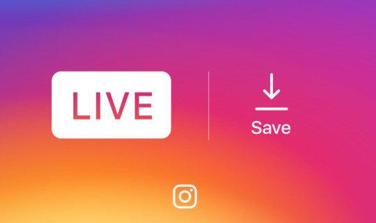 Instagram научился сохранять трансляции