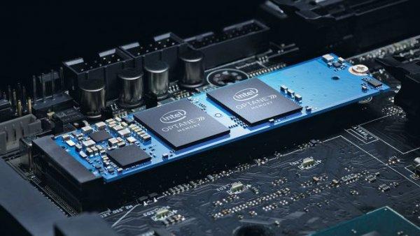 Intel выпускает SSD-накопители Optane дляобычных ПК