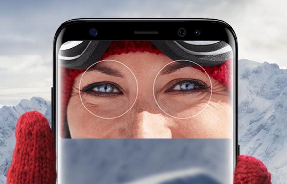 Защитное распознавание лиц Самсунг  Galaxy S8 обошли при помощи  фотографии