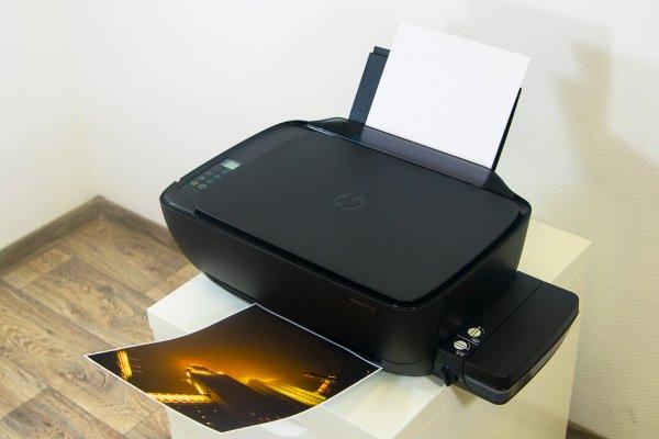 Обзор МФУ HP DeskJet GT 5820
