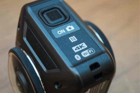 Обзор Nikon KeyMission 360