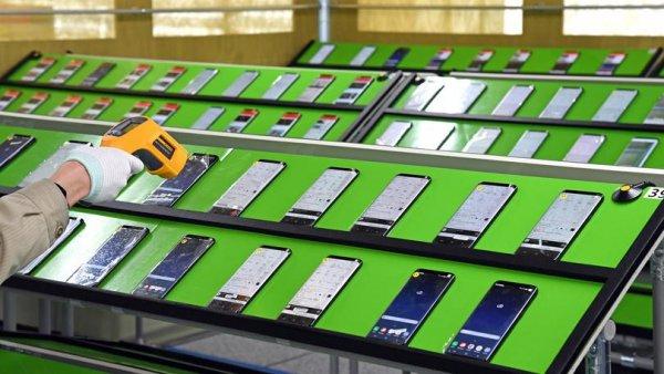 Как Samsung тестирует свои телефоны